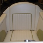 Sidecar seat and trim